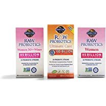 Product image of Raw Plant Protein Powder, Multivitamins and Raw Probiotics