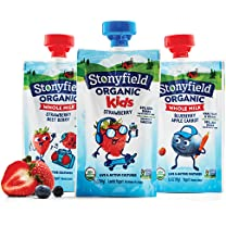 Product image of Organic Kids Yogurt Pouches