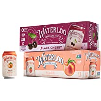 Product image of All Waterloo Sparkling Water, 12 pk