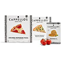 Product image of All Cappello's Frozen Grain Free Pizza and Pasta