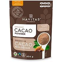 Product image of Organic Raw Cacao Powder