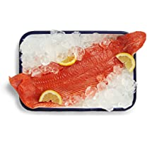 Product image of Previously Frozen Sockeye Salmon Fillets