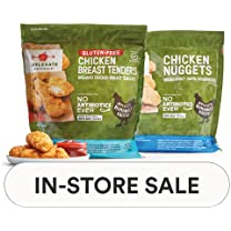 Product image of Frozen Chicken Tenders or Nuggets Family Size