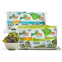 Product image of Seaweed Snacks, 6 pk