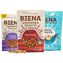 Product image of Chickpea Snacks and Chickpea Puffs