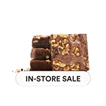 Product image of Walnut Brownies, 4 pk