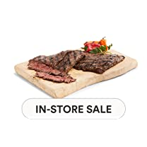 Product image of Plain or Marinated Beef Skirt Steaks