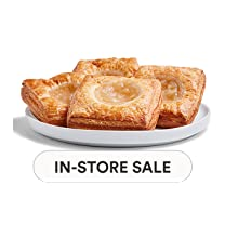 Product image of Apple or Cream Cheese Danishes, 4 pk