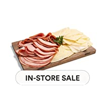 Product image of In-House-Sliced Virginia Ham and Jarlsberg Cheese