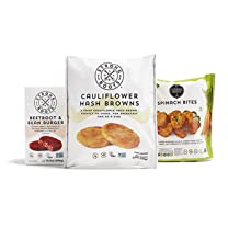 Product image of Veggie Burgers, Bites and Sides