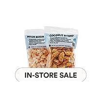Product image of Coconut Shrimp, Boom Boom Shrimp and Agedama Shrimp Value Packs