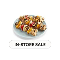 Product image of Plain or Marinated Chicken Kabobs