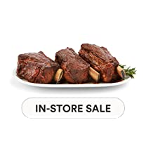 Product image of Bone-in Beef Short Ribs or Flanken