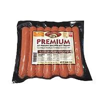 Product image of Premium Smoked Beef Frankfurters