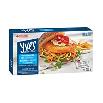 Product image of Plant Based Veggie Breaded Chick'n Burgers