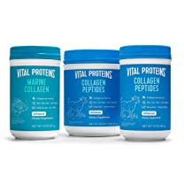 Product image of Unflavored Collagen Peptides and Collagen Creamers