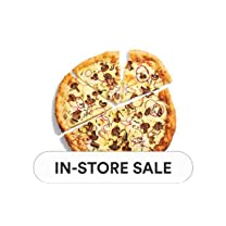 Product image of Hot Whole Roasted Mushroom, Fennel & Gouda Pizza