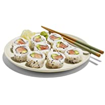 Product image of All Salmon Avocado Sushi Rolls