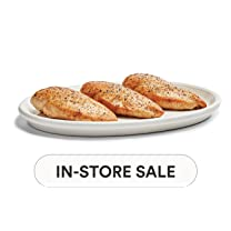 Product image of Air-Chilled Boneless Skinless Chicken Breast
