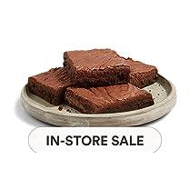 Product image of Dulce de Leche Brownies, 4 pk