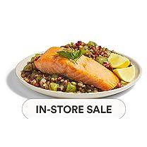 Product image of Honey-Lemon Salmon & Sacred Species Salad