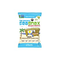 Product image of Organic Original Seaweed Snack