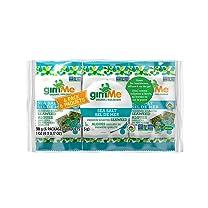 Product image of Organic Roasted Sea Salt Seaweed