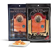 Product image of Nova, Traditional and Trotter Citrus Lox