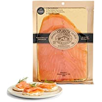 Product image of Hot or Cold Smoked Atlantic Salmon