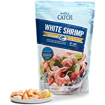 Product image of Responsibly Farmed Peeled & Deveined Cooked Shrimp 31/40 ct