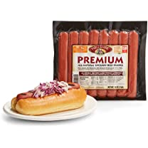 Product image of Premium Beef Hot Dogs