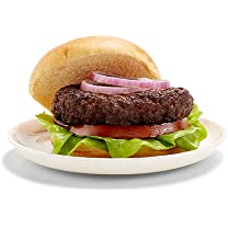 Product image of Seasoned Beef Burgers