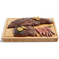 Product image of Marinated, Seasoned and Plain Beef Skirt Steak