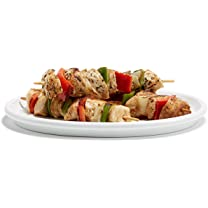 Product image of Marinated and Plain Chicken Breast Kabobs