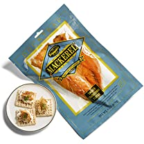 Product image of Smoked Plain Mackerel