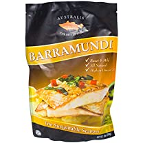 Product image of Frozen Teriyaki Garlic, Lemon Butter and Plain Barramundi