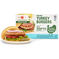 Product image of Organic Turkey Burgers