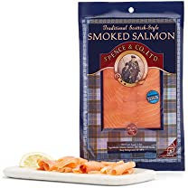 Product image of Traditional Scottish-Style Smoked Salmon