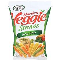 Product image of Organic Garden Veggie Straws