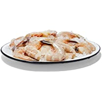 Product image of White Shell-On Shrimp, 16/20 ct