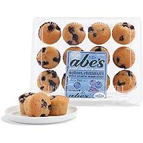 Product image of Vegan Mini Muffins 12 pk