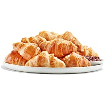Product image of Mini Butter and Chocolate Croissants 12 pk