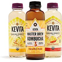 Product image of Sparkling Probiotic Drinks and Kombucha