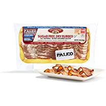 Product image of Sugar Free Dry Rubbed Paleo-Friendly Bacon