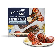 Product image of Maine Lobster Tail and Lobster Meat Kits
