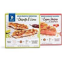 Product image of Frozen Seafood Entrées