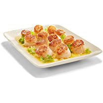 Product image of Previously Frozen Bay Scallops, 40/60 ct
