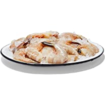 Product image of Sustainable Wild-Caught Blue Shell-on Shrimp, U15 ct