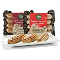 Product image of Organic Chicken Sausages