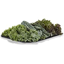 Product image of Organic Green, Lacinato and Red Kale Bunch